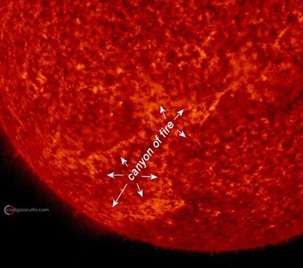 Algo extraño está ocurriendo con la magnetosfera de la Tierra y alrededor del Sol Fenomenos-alrededor-sol-1