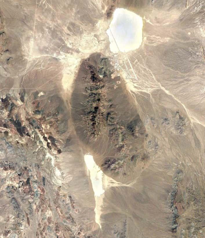 Groom Lake y los secretos más resguardados del Área 51