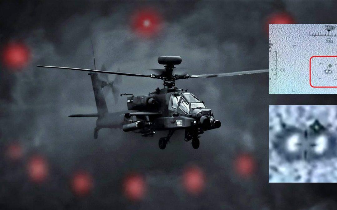 Helicóptero y marinero se encuentra con dos OVNIs sobre Isla San Clemente en California (VÍDEO)