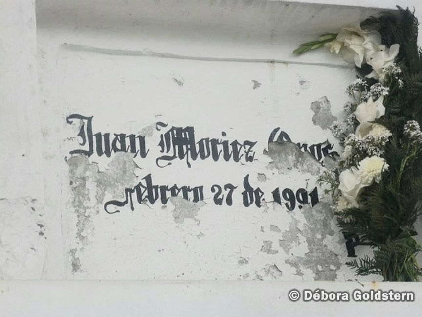 János Móricz, el guardián de Cueva de los Tayos