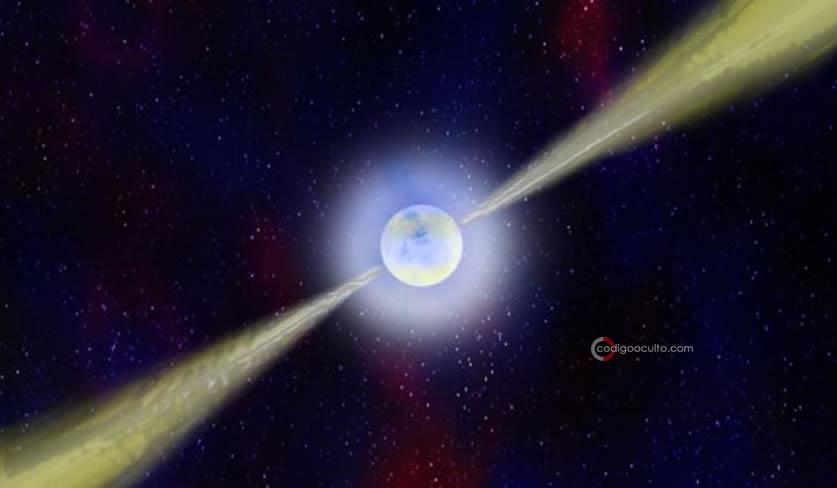 Detectaron actividad extraña en un magnetar