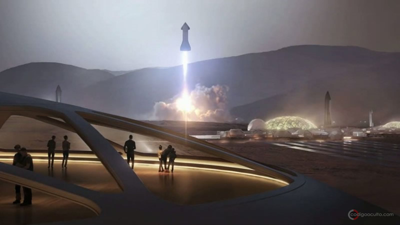 ¿Elon Musk será el primer Presidente o Líder de Marte?