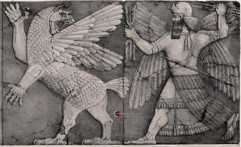 Ninurta, dios sumerio