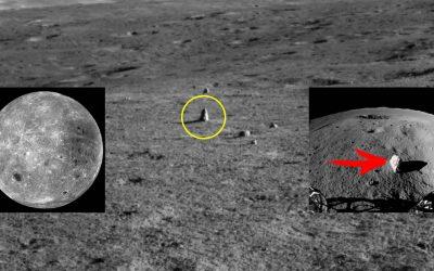 Rover Yutu 2 de China encuentra un «objeto inusual» en la cara oculta de la Luna