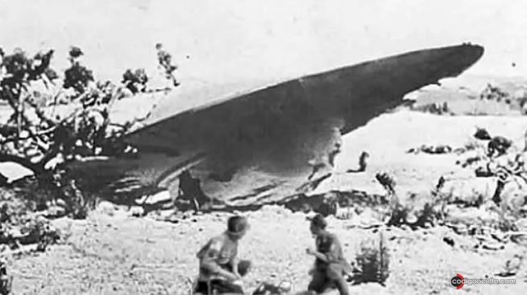 Pentágono admitió haber realizado pruebas con «restos de OVNIs»