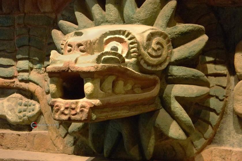 ¿Fue Quetzalcóatl Un Extraterrestre?