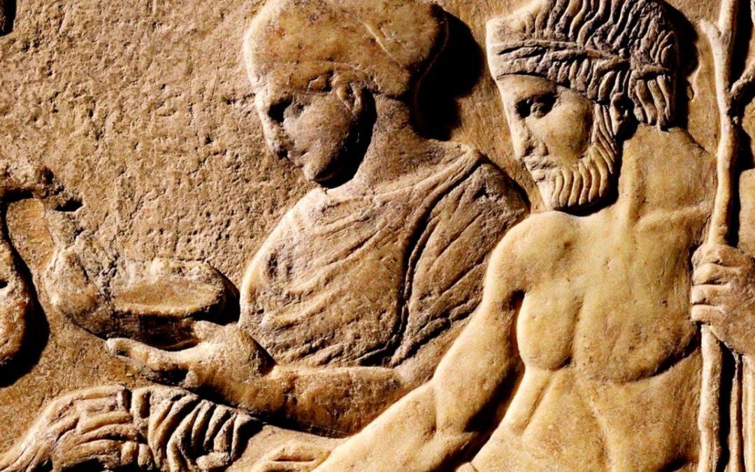 Resurrecciones del hijo de un dios: Asclepio hijo de Apolo (VÍDEO)