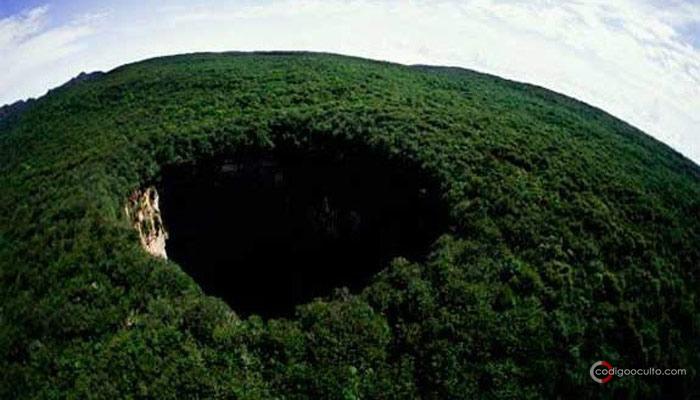 Sarisariñama, entrada al mundo subterráneo en Venezuela