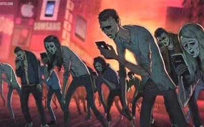 """""""Nos estamos volviendo menos inteligentes e intelectualmente limitados por la tecnología"""", dice Nicholas G. Carr"""
