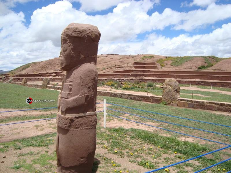 Huyustus, el primer señor de Tiahuanaco