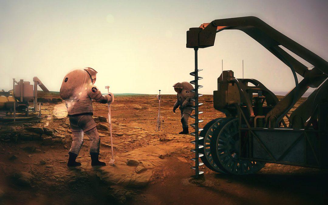 «No podemos descartar la vida subterránea en la Luna y Marte», indica investigación de Harvard
