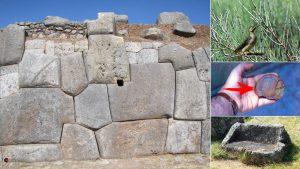 El ancestral Secreto de «Ablandar» las rocas en construcciones preíncas e Incas