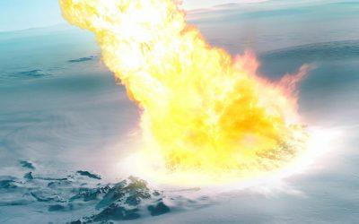 Antártida fue devastada por poderosa explosión en el aire hace 430.000 años