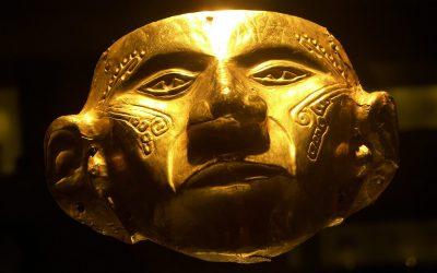Ancestral máscara Inca descubierta en Florida indica presencia de un tesoro millonario
