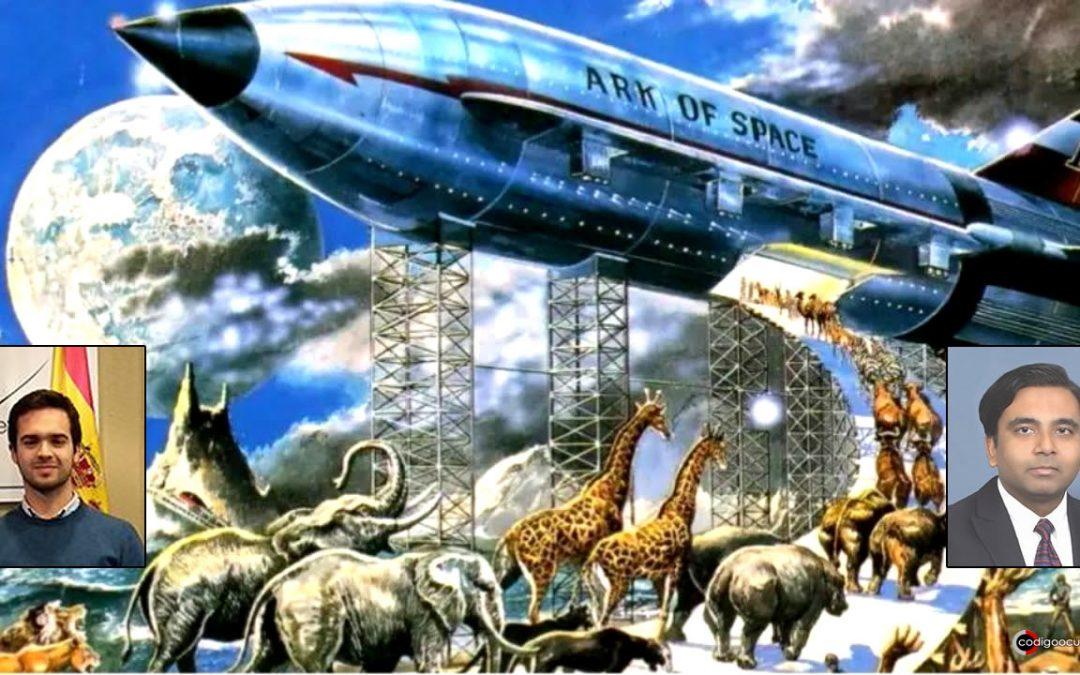 Científicos proponen enviar «Arca de Noé» a la Luna, para preservar la humanidad y otras especies