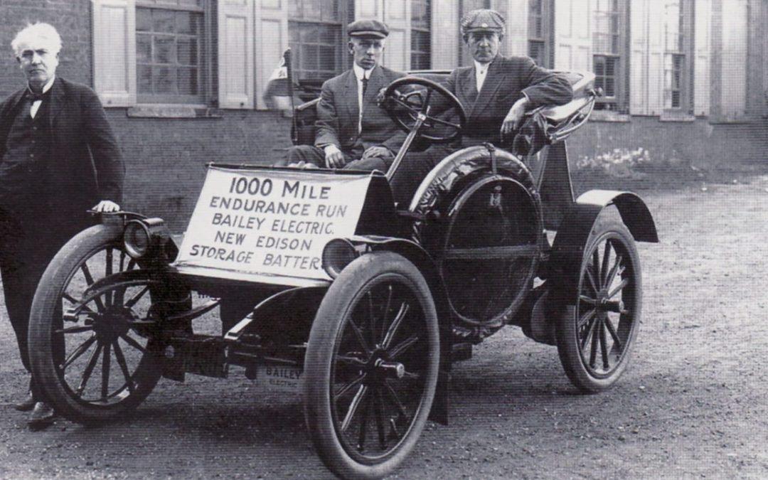 La batería inventada hace 120 años que revolucionará la industria de la energía