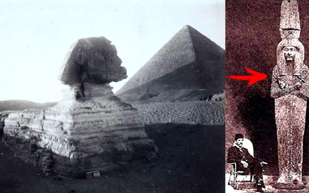Hallazgo en Bir Hooker: legado de una ancestral civilización de gigantes