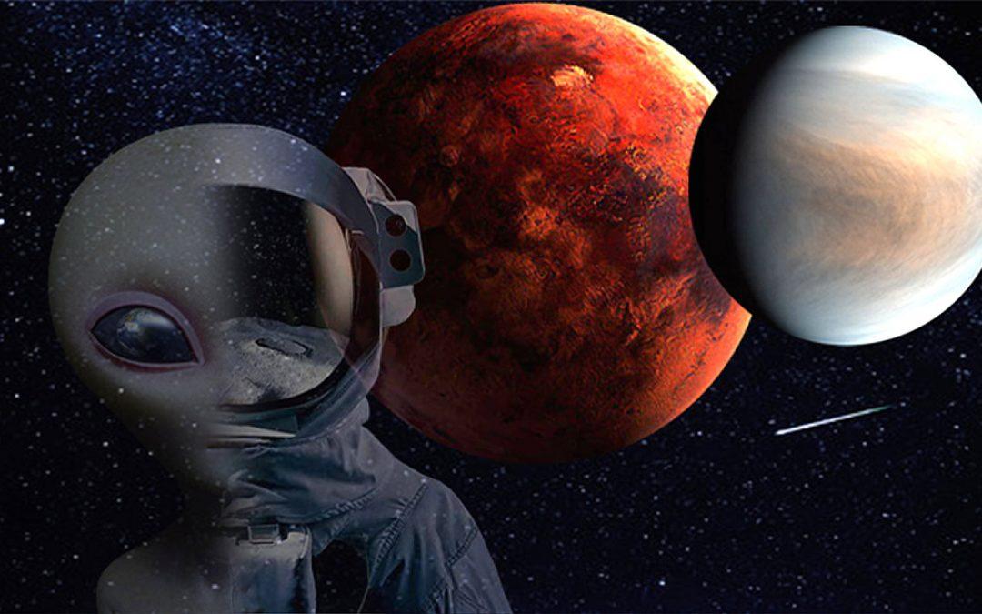 La búsqueda de vida en Venus y Marte: ¿Qué encontraremos allá?