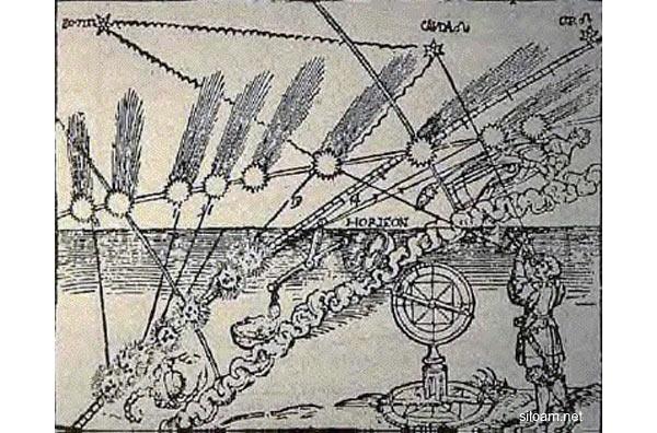 Cataclismo climático ocurrió entre los años 535 y 536 d. C.