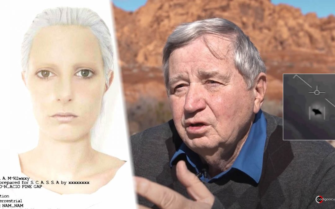 Charles Hall: OVNIs «Tic Tac» pertenecen a alienígenas llamados «Blancos Altos»