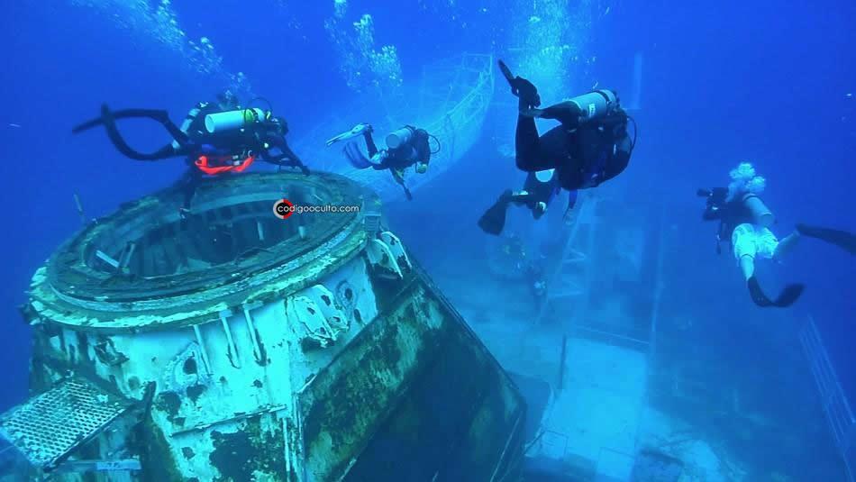 ¿Vida extraterrestre en el fondo del océano?