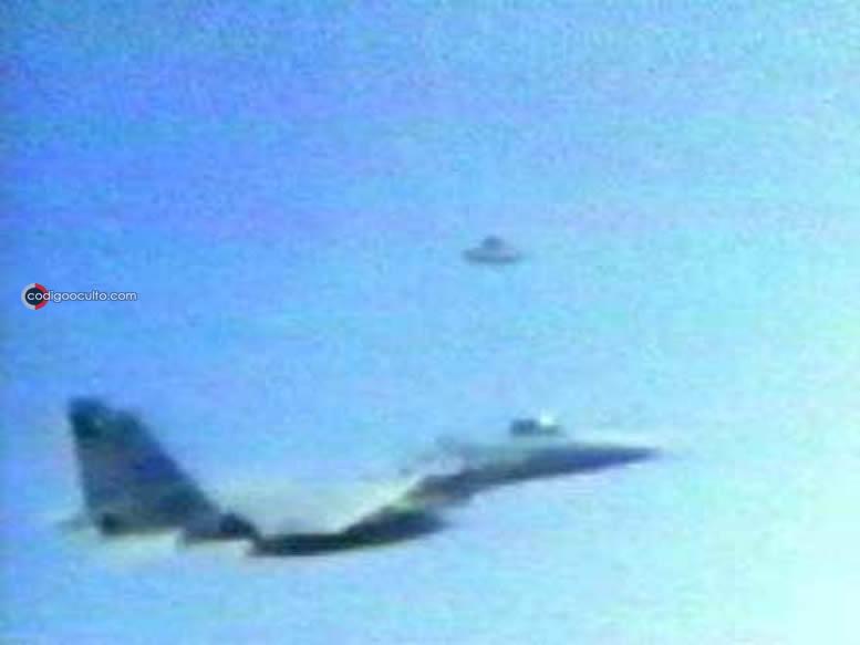 Encuentro con OVNI mató a piloto ruso