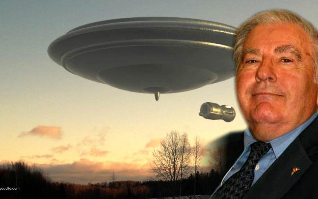 Ex comandante de la Fuerza Aérea de EE. UU. revela encuentros con OVNIs