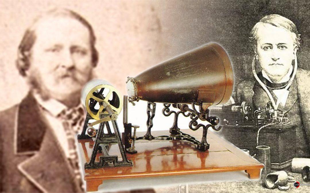 El enigma de las grabaciones de voz humana tres décadas antes que Edison