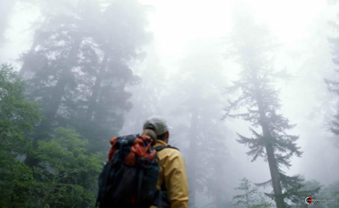 """Muchos excursionistas han sido testigos del fenómeno de los """"Vigilantes oscuros"""""""