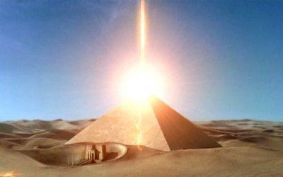 ¿Ocurrió una explosión en la Gran Pirámide de Egipto en el remoto pasado?