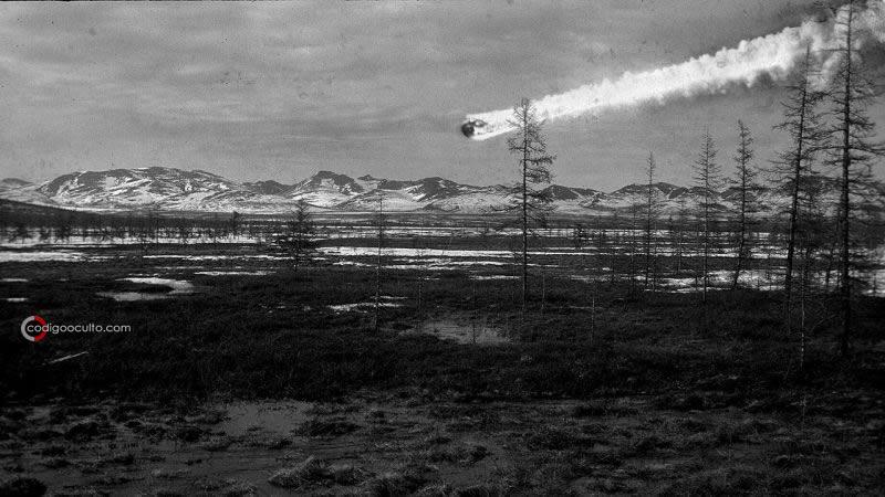 Científicos rusos concluyeron que un OVNI explotó en Tunguska