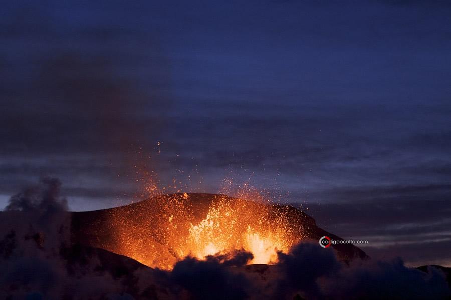 Enjambre de terremotos en Islandia podría despertar a los volcanes