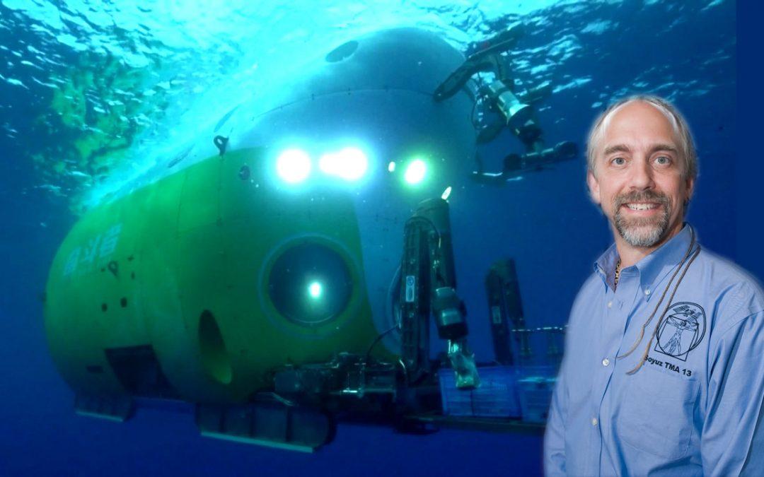 «Estuve en el fondo de la Tierra, presencié vida increíble», relata explorador que visitó profundidades del océano