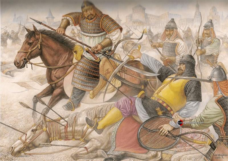 Guerras de Gengis Kan