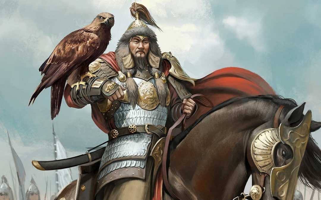Gengis Kan: Origen, Historia, Conquista y Legado