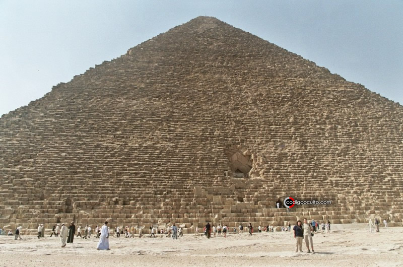 Gran Pirámide de Egipto