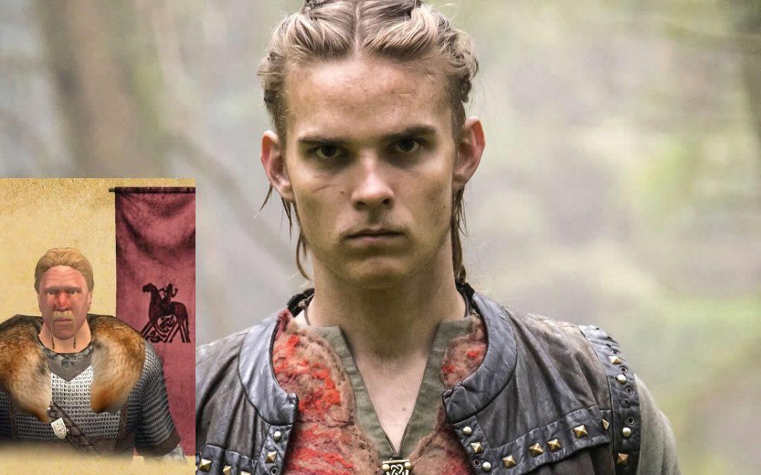 Halfdan Ragnarsson: hijo de Ragnar Lodbrok, comandante vikingo y rey de Dublín