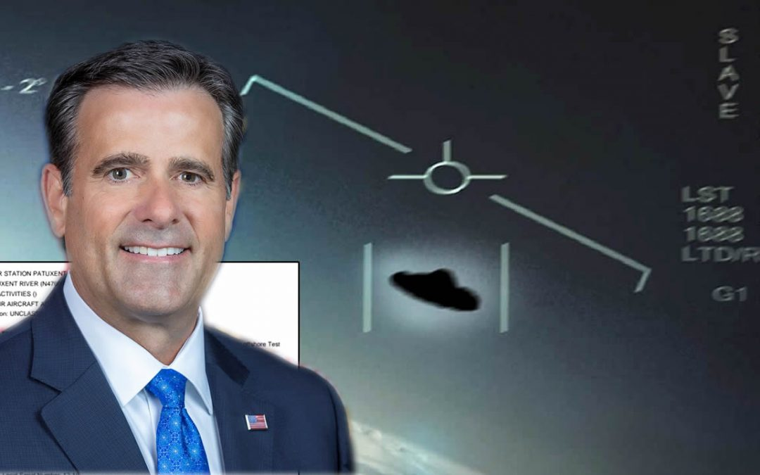 «Hemos detectado muchos más OVNIs de los que se informaron», afirma ex jefe de Inteligencia de EE. UU.