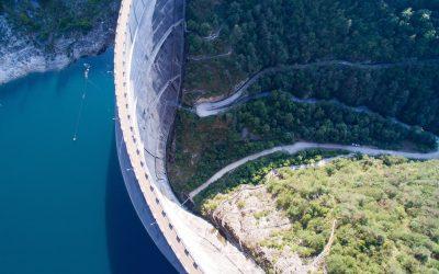 Humanos ahora controlan la mayoría de las fluctuaciones de agua dulce de la superficie de la Tierra