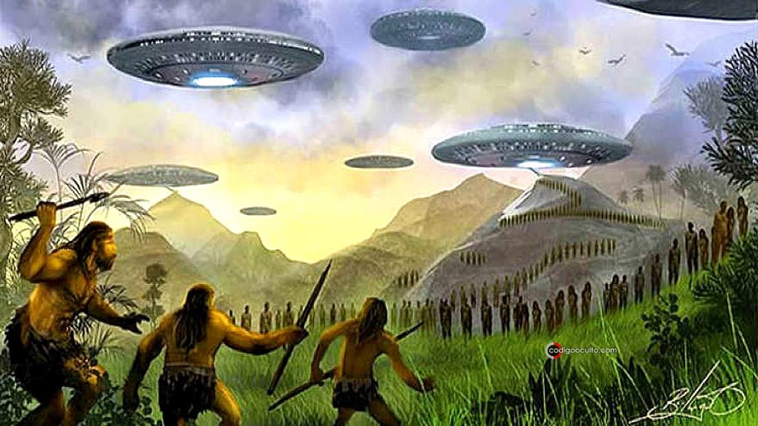 Los humanos no somos de la Tierra, argumenta un autor