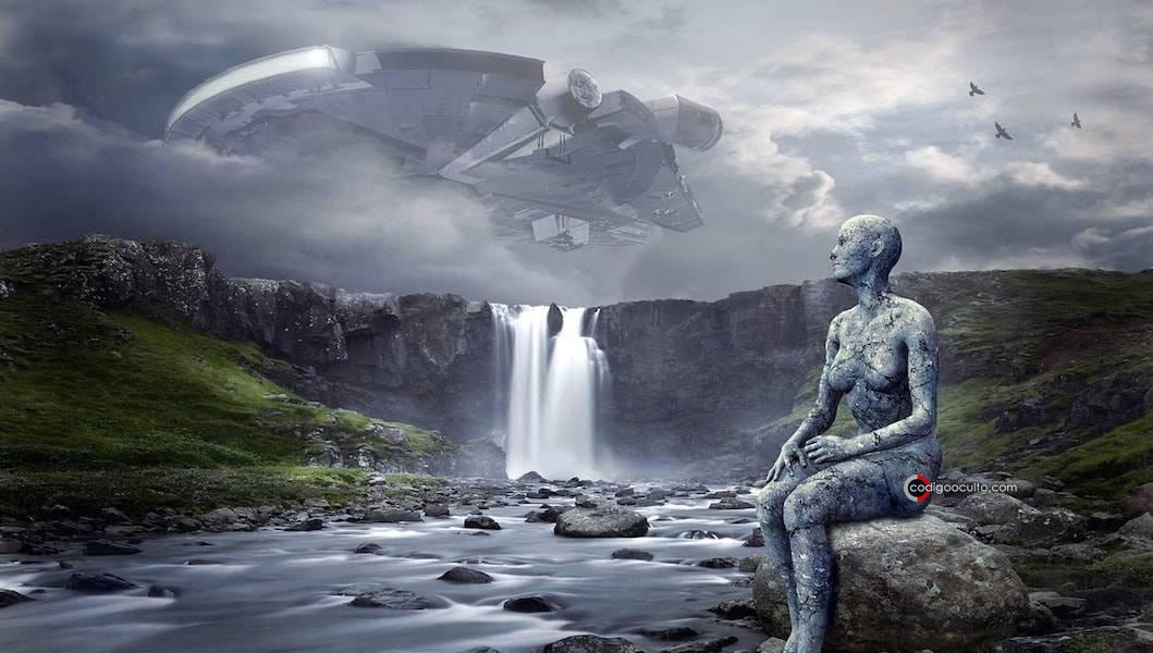 Un autor afirma que los humanos no somos originarios de la Tierra