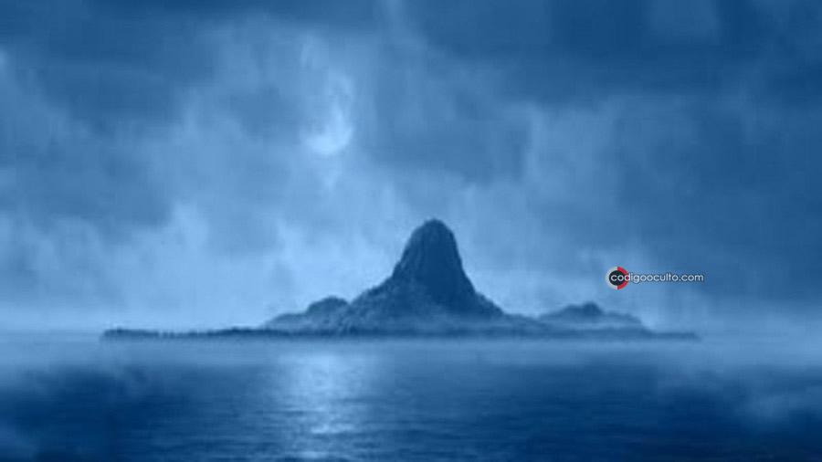 Isla errante de San Borondón
