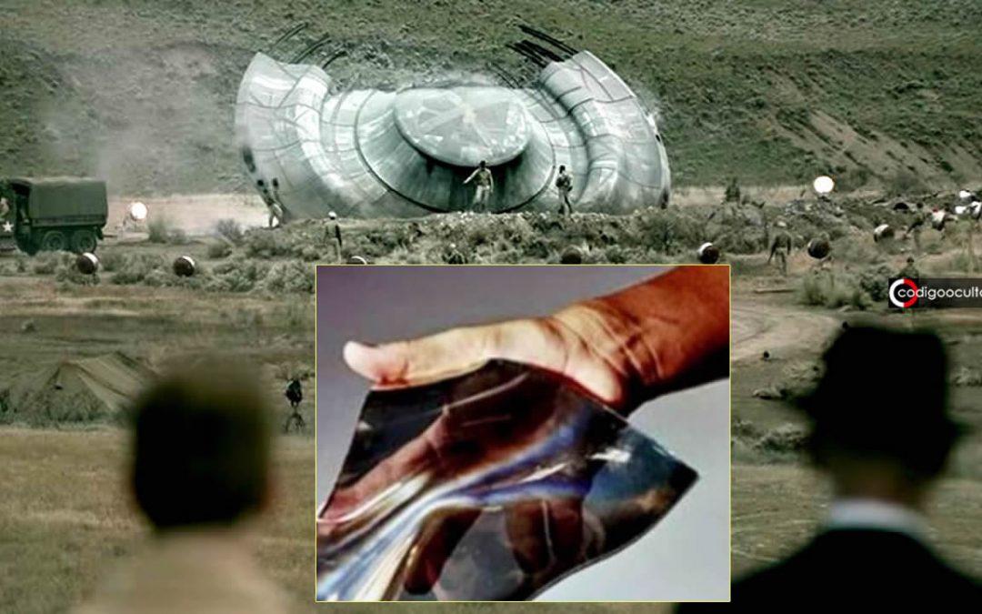 Metamateriales, restos de No Identificados y el Pentágono. La disputa Bragalia – Greenewald