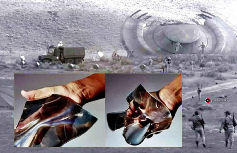 Metamateriales, OVNIs y el Pentágono