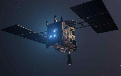 Científicos descubren agua y materia orgánica en la superficie de un asteroide