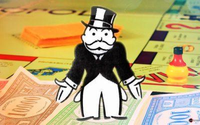 Monopoly, el origen del juego y el nacimiento del «dinero deuda» (VÍDEO)