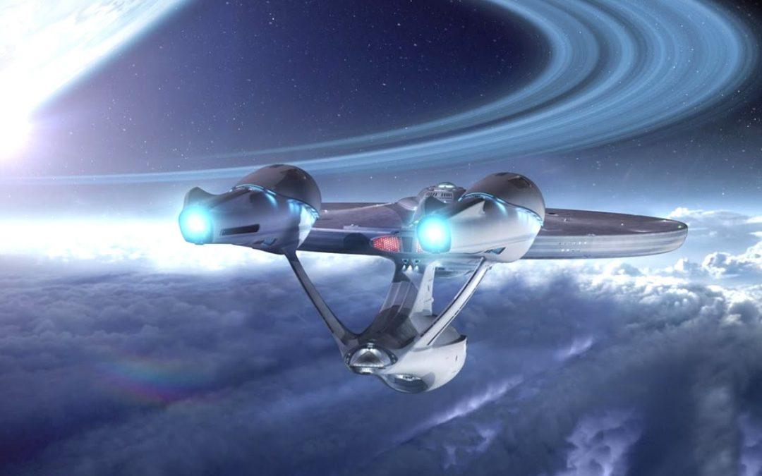 Científicos diseñan motor de curvatura «WARP» para viajar más rápido que la luz