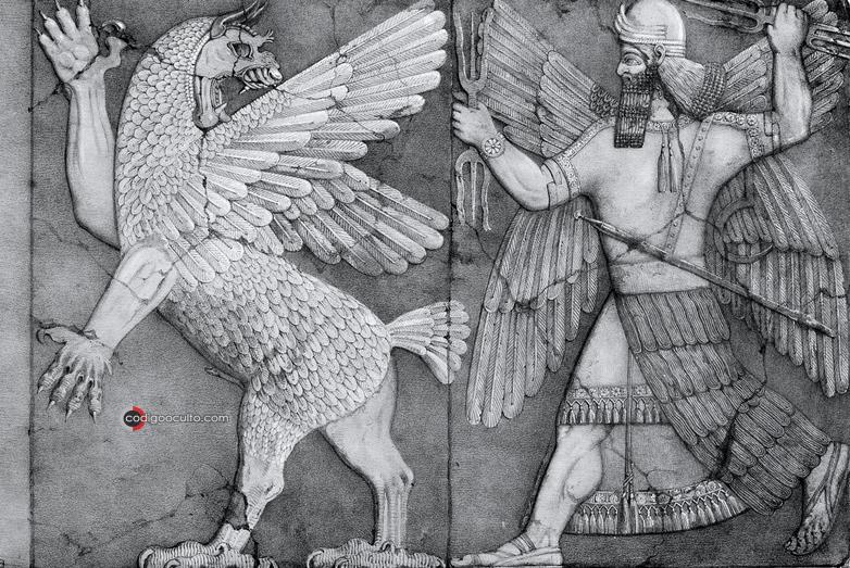 Ninhursag y mitología mesopotámica
