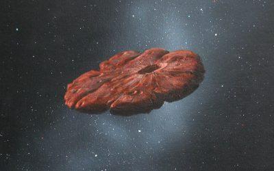 Ouamuamua es un fragmento de planeta de otra estrella y no tiene forma de cigarro, determina investigación