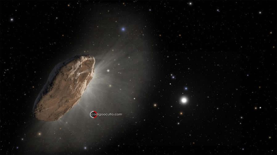 Oumuamua no es el único visitante interestelar